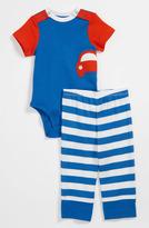 Offspring 'Car' Bodysuit & Pants (Baby)