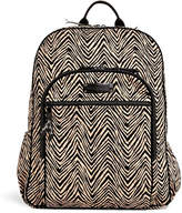 Vera Bradley Zebra Campus Backpack