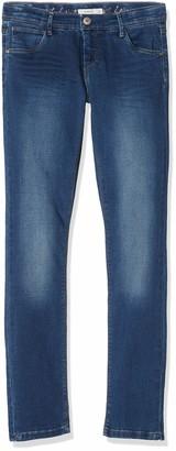 Name It Girl's Nkfrose Dnmtimone 3155 Pant Noos Trouser