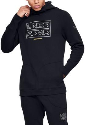 Under Armour Men's Baseline Fleece Hoodie