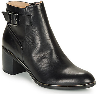 JB Martin BLASCO women's Low Ankle Boots in Black