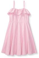 Polo Ralph Lauren Seersucker Sleeveless Dress (8-14 Years)