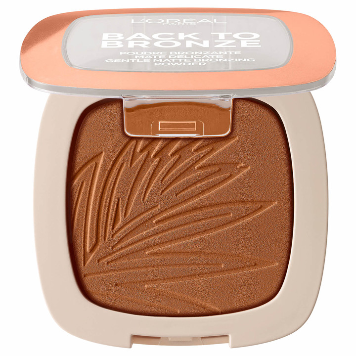 Thumbnail for your product : L'Oreal Matte Bronzing Powder - Back To Bronze 9g