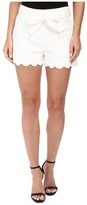 Brigitte Bailey Gracia Scalloped Edge Shorts