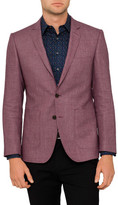 West End by Simon Carter Textured Twill Half Lined Jacket