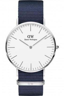 Daniel Wellington Classic 40 Bayswater Watch DW00100276
