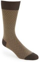 Pantherella Men's Diamond Socks