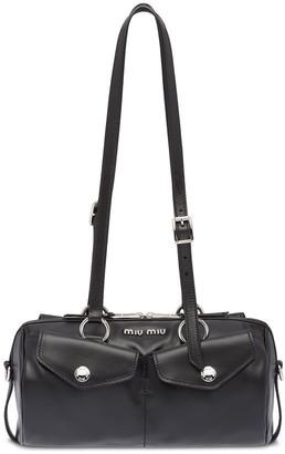 Miu Miu top handle shoulder bag