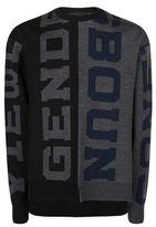 Juun J Boundary Genderless Knit Sweater