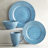 Pier 1 Imports Martillo Denim Blue Dinnerware