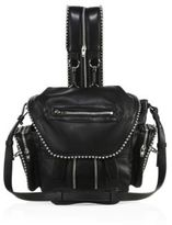 Alexander Wang Mini Marti Ball Leather Backpack