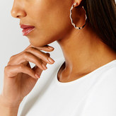 Coast Leda Hoop Diamante Earrings