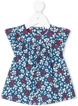Bonpoint Floral Print Top