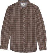 Billabong Men's Salvage Long Sleeve Flannel