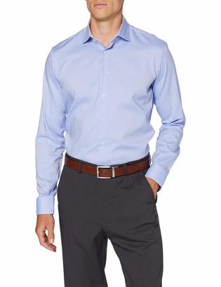 Seidensticker Men's X-Slim Langarm Essentials Dress Shirt