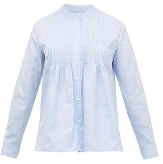 Max Mara Teatino Shirt - Womens - Light Blue
