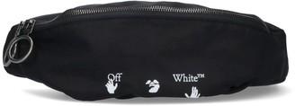 Off-White Logo Print Fannypack