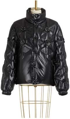 Noir Kei Ninomiya Moncler Genius 6 Moncler Rubellite down jacket