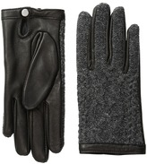 Lauren Ralph Lauren Aran Stitch Touch Gloves