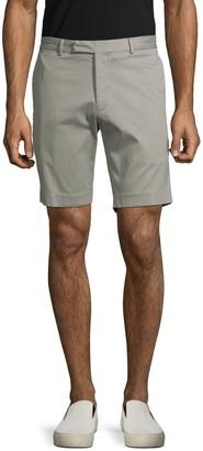 Ralph Lauren Purple Label Purple Label Slim-Fit Stretch-Cotton Shorts