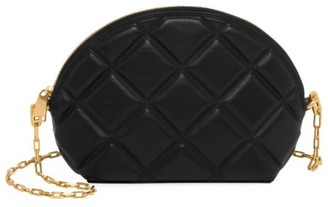 Bottega Veneta Medium Mini Leather Crossbody Bag