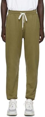John Elliott Green Surplus Lounge Pants