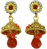 ibaexports Indian Ethnic Traditional Earring Women Bridesmaid Bollywood Jewelry Gift For Her