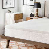 Asstd National Brand Weekender 2 Inch Memory Foam Mattress Topper