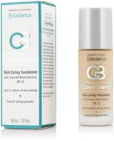 Exuviance Skin Caring Foundation SPF 15 - # True 30ml