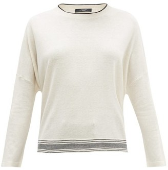 Max Mara Potente Sweater - Beige Multi