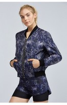 VIE Active Lauren Reversible Bomber Jacket