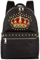Dolce & Gabbana Vulcano Crown Backpack