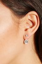 Forever 21 FOREVER 21+ Cubic Zirconia Ear Jackets
