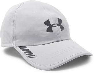 Under Armour Logo-Print Armourvent Mesh Baseball Cap