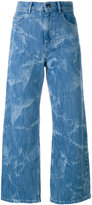 Sonia By Sonia Rykiel high-rise cropped flared jeans