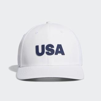 adidas A-Stretch USA Tour Hat