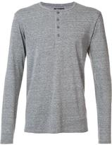 Goodlife - classic buttoned collar jersey - men - Cotton/Polyester/Rayon - S