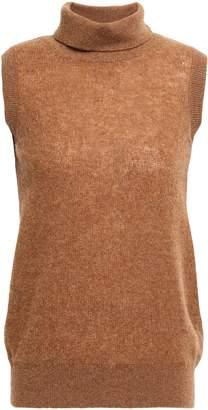 KHAITE Tabitha Cashmere-blend Turtleneck Top