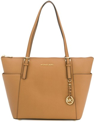 MICHAEL Michael Kors Jet Set large top-zip tote