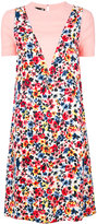 Love Moschino floral T-shirt dress