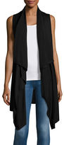 MICHAEL Michael Kors Cotton-Blend Flyaway Vest