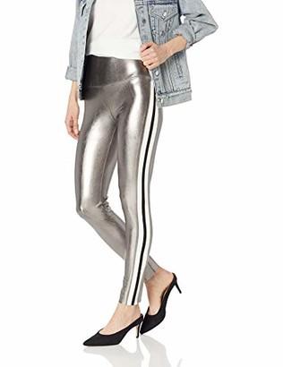Norma Kamali Women's Side Stripe Legging