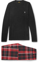 Polo Ralph Lauren Cotton Pyjama Gift Set - Black