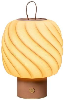 Lladro Medium Nude Ice Cream Battery Table Lamp