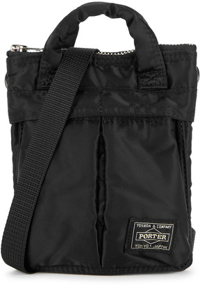 Porter Mini black nylon tote