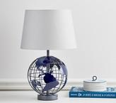 Pottery Barn Kids Globe Complete Lamp