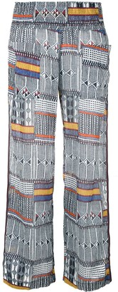 Lemlem Aztec Palazzo Trousers