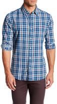 Faherty Ventura Long Sleeve Plaid Shirt