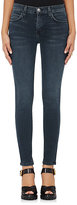 Current/Elliott Women's High-Waist Skinny Ankle Jeans