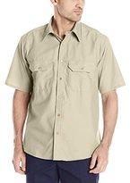 R&K Red Kap Men's RK Solid Dress Uniform Shirt